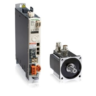 Schneider Lexium 32 - Servo regulatori i motori od 0,15 do 7 kW za maksimalne performanse