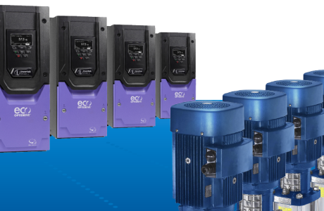 Funkcija Bypass režima rada pumpe ili ventilatora  – Invertek Optidrive Eco