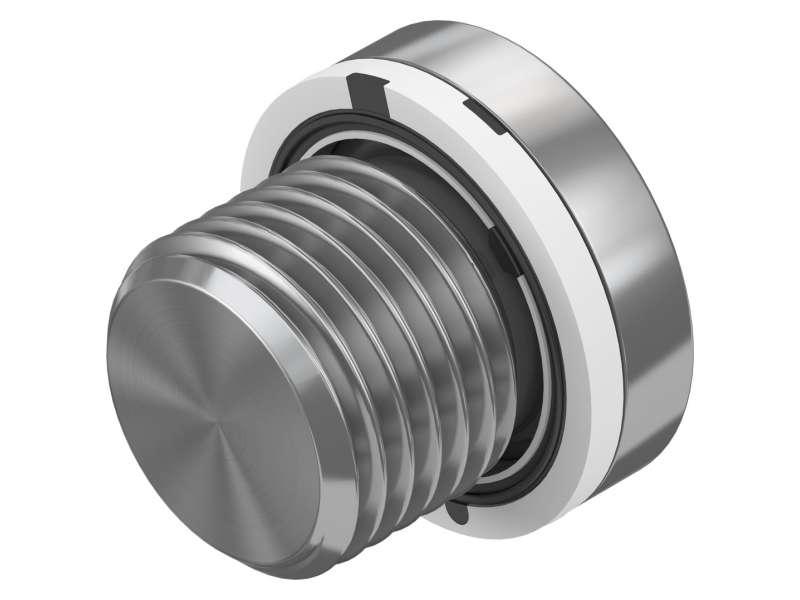 B-1//4 Festo 3569 Blanking Plug