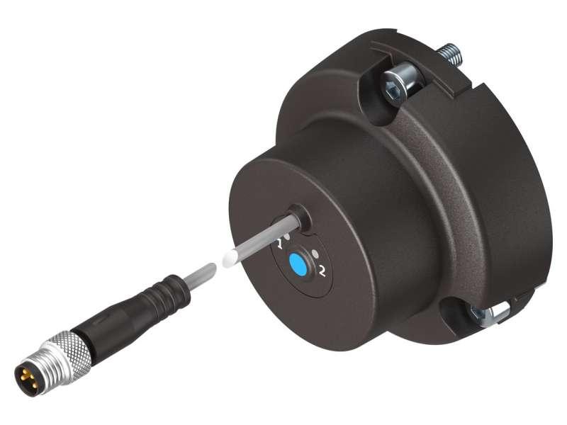 Festo Position sensor SRBS-Q12-25-E270-EP-1-S-M8 ; 2393548