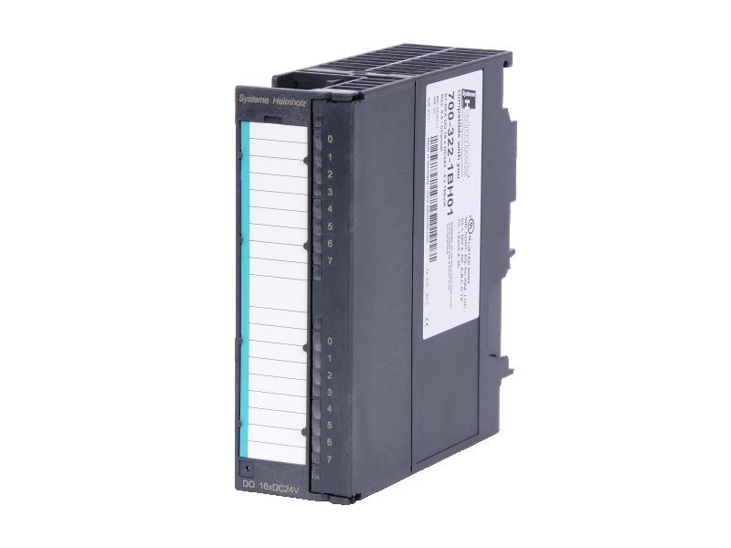 Helmholz DEA 300, DC 24 V, 0.5 A, 16 outputs
