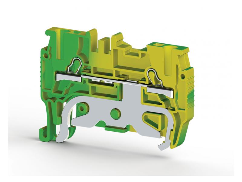 Klemsan Standardna utična stezaljka za provodnike uzemljenja PYK 1.5T 1.4mm² ; 336440