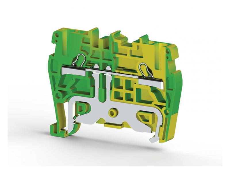 Klemsan Standardna utična stezaljka za provodnike uzemljenja PYK 2.5T 2.5mm² ; 336500