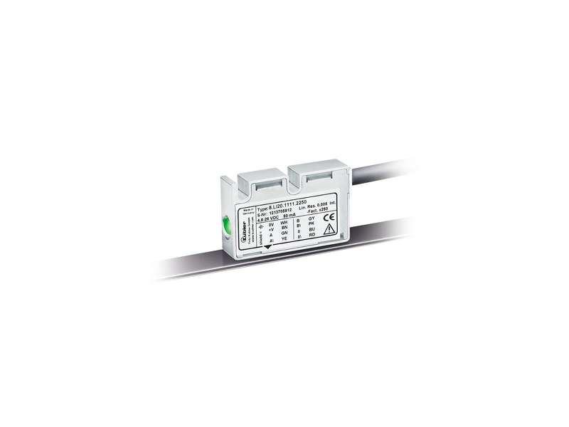 Kuebler Limes LI20 beskontaktni inkrementalni linearni senzor ; 8.LI20.X1X1.2XXX
