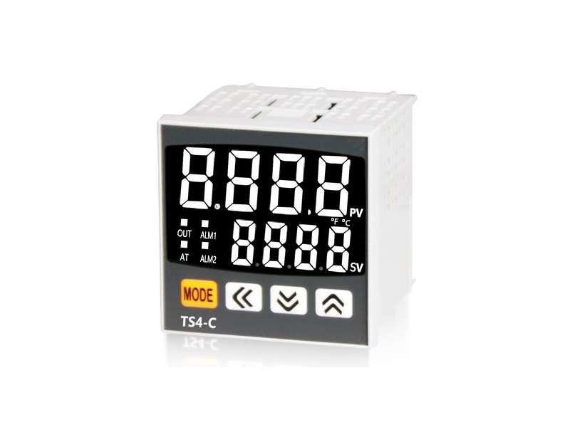 NIETZ Dual Indicator Temperature Controller ; TS4-C