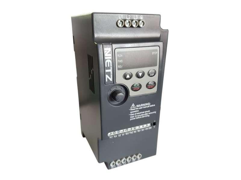 NIETZ NL1000 ; VFD 5.5kW Three Phase Input