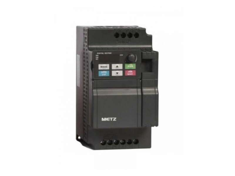 NIETZ NZ2000 series 1.5kW three phase input ; NZ2400-01R5G