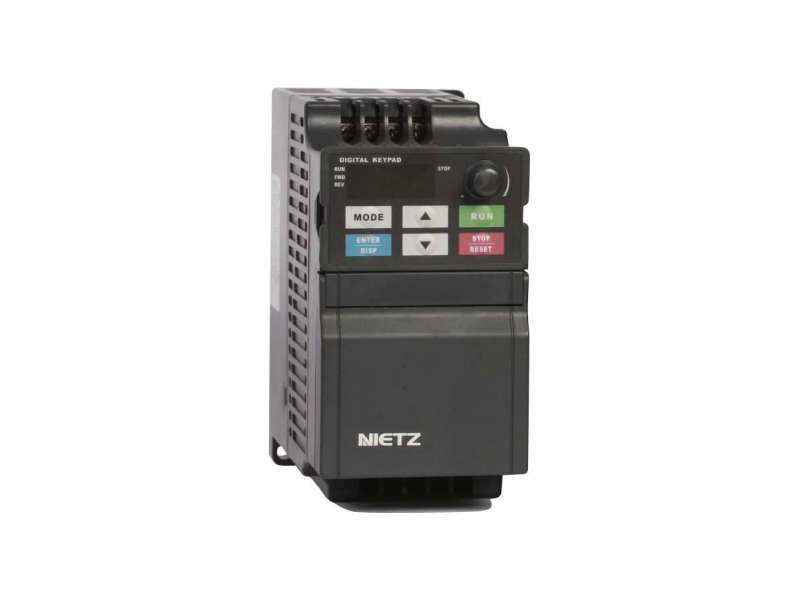 NIETZ NZ2000 series 3.7kW single phase input ; NZ2200-03R7G