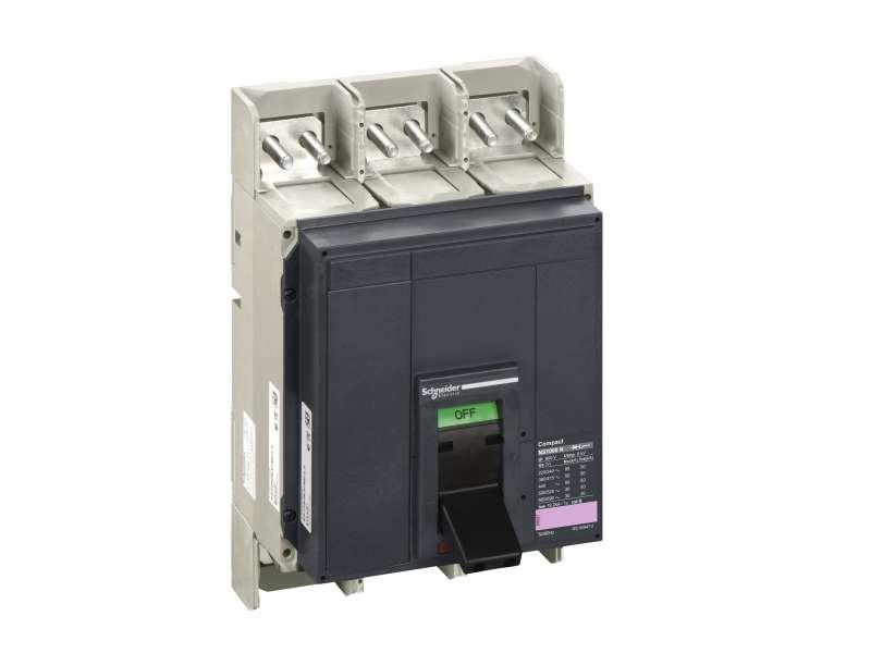 Schneider Electric Prekidač Compact NS1000N - 3P - 1000 A - fiksni - bez zaštitne jedinice ; 33240