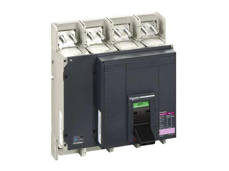 Schneider Electric Prekidač Compact NS630bH - 630 A - 4P - fiksni - bez zaštitne jedinice ; 33225