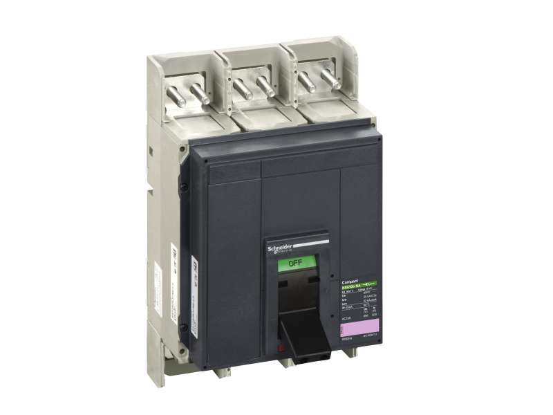 Schneider Electric Prekidač Compact NS800N - 3P - 800 A - fiksni - bez zaštitne jedinice ; 33230