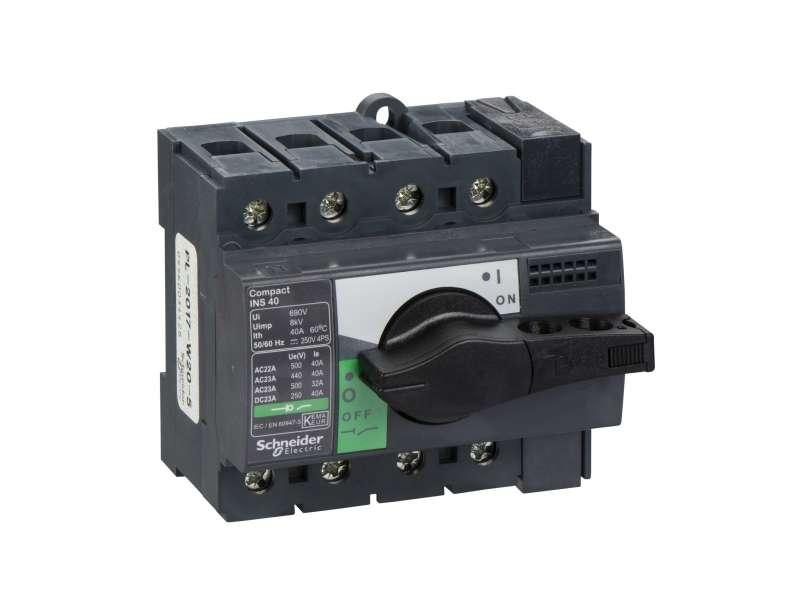 Schneider Electric Rastavljač Compact INS63 - 3P - 63 A ; 28902