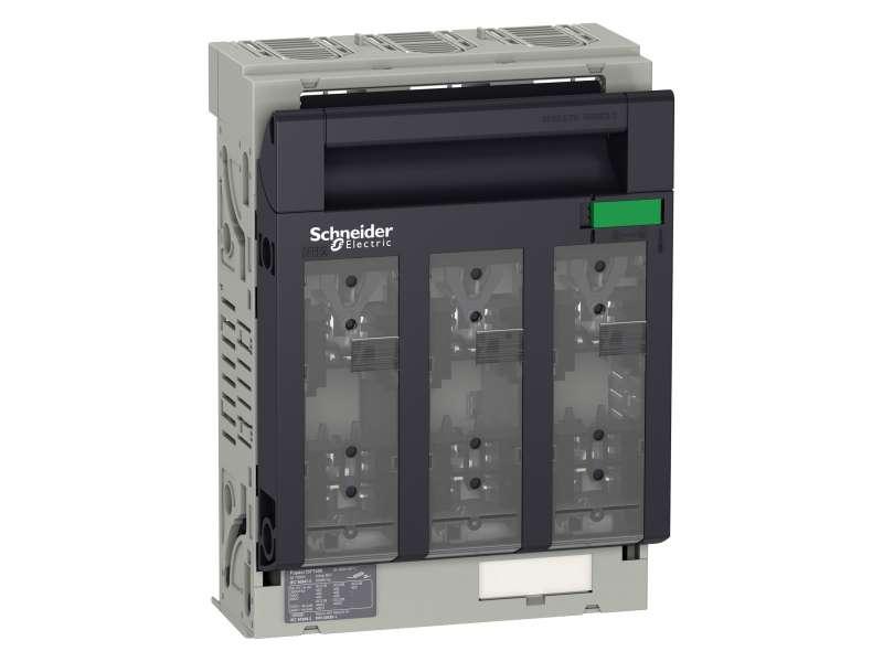Schneider Electric Rastavljač sa osiguračima, Fupact ISFT400, 400 A, DIN NH02, tropolni, montaža na ploču ; LV480806