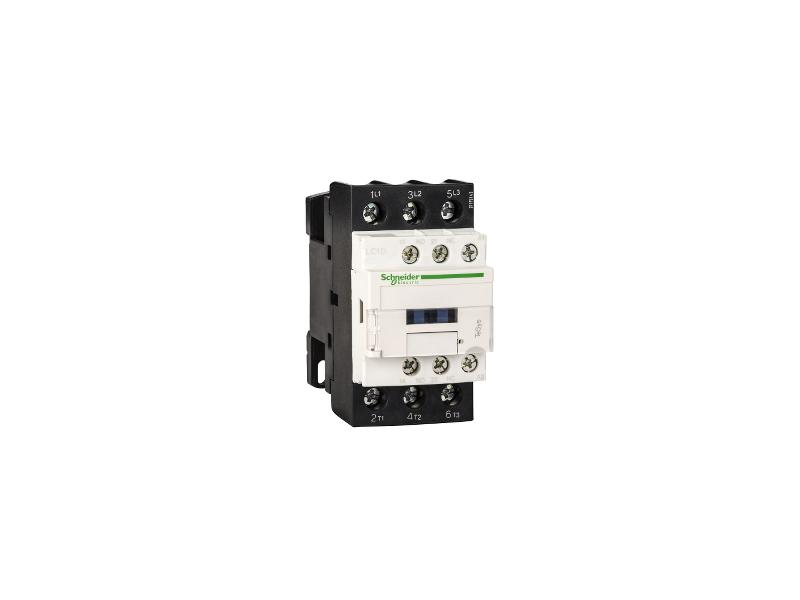 Schneider Electric TeSys D kontaktor-3P(3 NO) - AC-3 - <=440 V 32A- 230 V AC 50/60 Hz kalem ; LC1D32P7