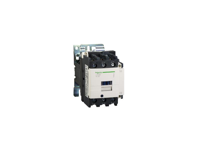 Schneider Electric TeSys D kontaktor - 3P(3 NO) - AC-3 - <= 440 V 80 A - 24 V DC standardni kalem ; LC1D80BD