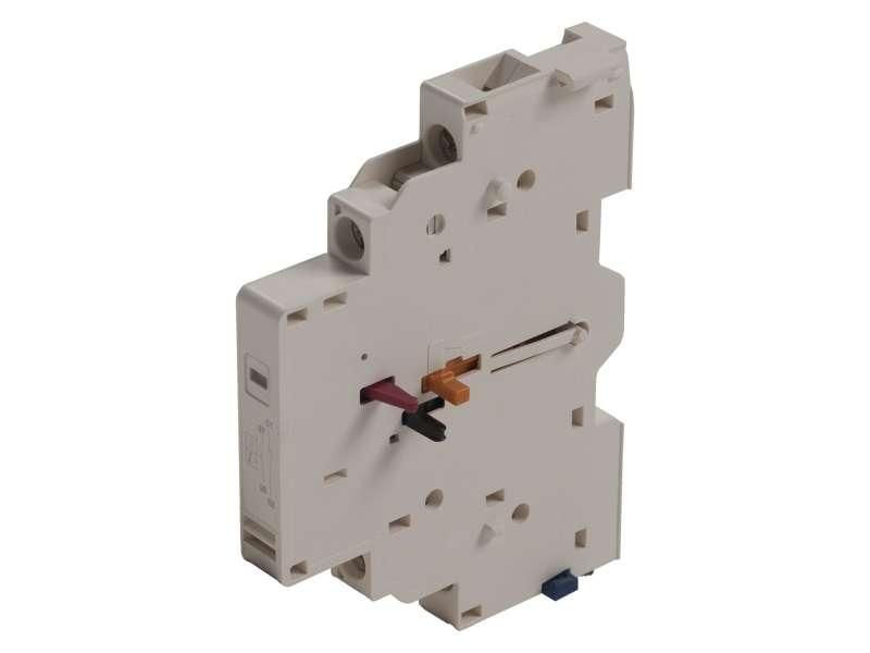 Schneider Electric TeSys GV2 & GV3 - pomoćni kontakt - 1 NC + 1 NO (greška) ; GVAD1001