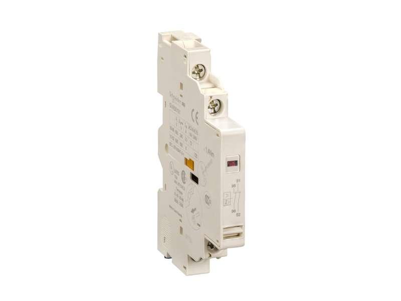 Schneider Electric TeSys GV2 & GV3 - pomoćni kontakt - 1 NO + 1 NC (greška) ; GVAD0110