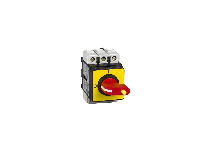 Schneider Electric Vario - rastavljač za nužno isključenje -40 A - montaža na mont. ploču ili šinu ; VVE2