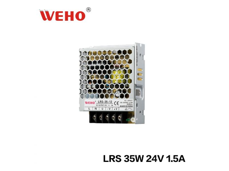 WEHO LRS -35-24