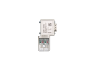 Helmholz PROFIBUS connector, 90°, EasyConnect®, with diagnostics LED, without PG