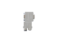 Helmholz PROFIBUS connector, 90° M12, with PG interface