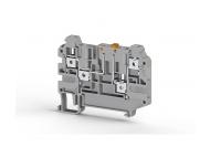 Klemsan Diskonekciona stezaljka AVK CCA sa 2 ulazna i 2 izlazna terminala 4mm² ; 325219