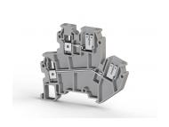 Klemsan Dvospratna redna stezaljka PIK 4FS sa utičnim terminalom 4mm² ; 319809