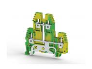 Klemsan Dvospratna redna stezaljka za provodnike uzemljenja PIK NT 4mm² ; 336570