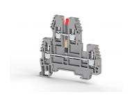 Klemsan Dvospratna redna stezaljka za DC napon sa LED diodom 2.5mm² ; 317329