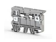 Klemsan Jednostruka redna stezaljka za osigurač ASK 2 S 6mm²; 351109