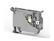 Klemsan Jednostruka redna stezaljka za osigurač ASK 5 4mm²; 353409