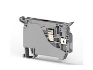 Klemsan Jednostruka redna stezaljka za osigurač ASK 5 LD sa LED indikacijom 4mm²; 353429