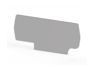 Klemsan Krajnja pločica NPP/PYK 2.5C ; 446499
