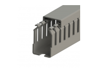 Klemsan Slotted wiring duct 25x60 ; 551012