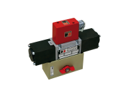 ROSS EUROPA 3-way proportional valve ; 200P160000