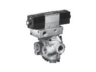 ROSS EUROPA Double Solenoid Pilot Inline Valve 4/2 ; D2776B6003W