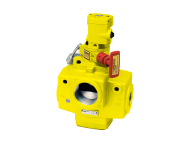 ROSS EUROPA Piloted Valves with Manual L-O-X® Control  ; YD2773A2072W