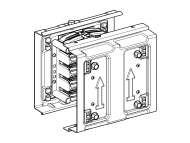 Schneider Electric Canalis - spojni deo (rezervni) - 400 A