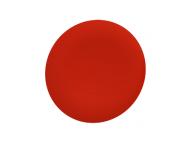 Schneider Electric Crveni ravni poklopac za ugradni taster;ZBAF4