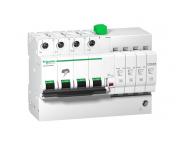 Schneider Electric iQuick PRD20r modularni odvodnik prenapona-3P + N - 350V - sa daljinskom signal ; A9L16297