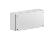 Schneider Electric Metalna ind. kutija puna vrata V300xŠ600xD120 IP66 IK10 RAL 7035 ; NSYSBM306012