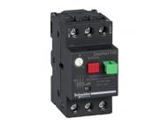 Schneider Electric motorni prekidač GZ1 - 3P 3d - 0.1..0.16A - termomagnetna zaštitna jedinica; GZ1E01