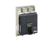 Schneider Electric prekidač Compact NS630bN - 630 A - 3P - fiksni - bez zaštitne jedinice ; 33220