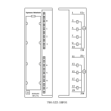 Helmholz DEA 300, Digital Output Module, 8 outputs (24 VDC; 2 A) - slika 2
