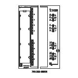 Helmholz DEA 300, relay, 2 A, 8 outputs - slika 2
