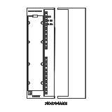 Helmholz Placeholder module, 20-pin - slika 2